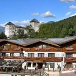 Hotel zur Burg (Kaprun, Rakúsko)